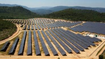 Inspection de Parc Solaire par drone : EDF – ENR