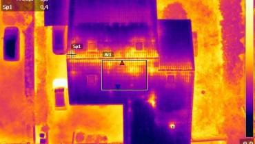 GrDF un client récurrent – Thermographie par drone