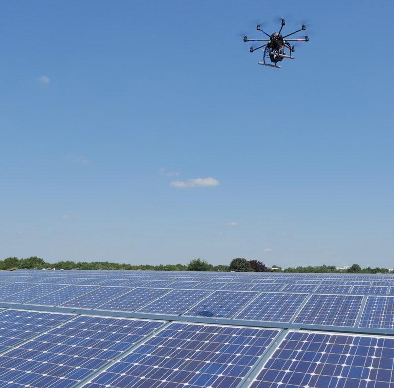 StudioFly Technologie Inspection Photovoltaïque par drone