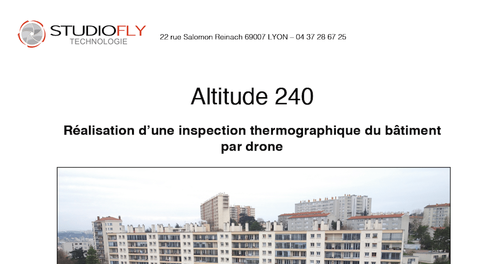 Rapport-thermographie-drone