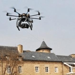 Traquer les déperditions thermiques à Rodez