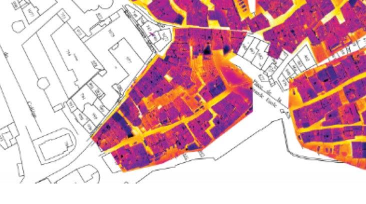 Le renouvellement énergétique des habitations de la ville de Sisteron: