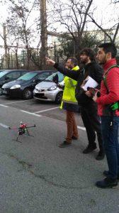 Réflexion sur inspection thermique par drone