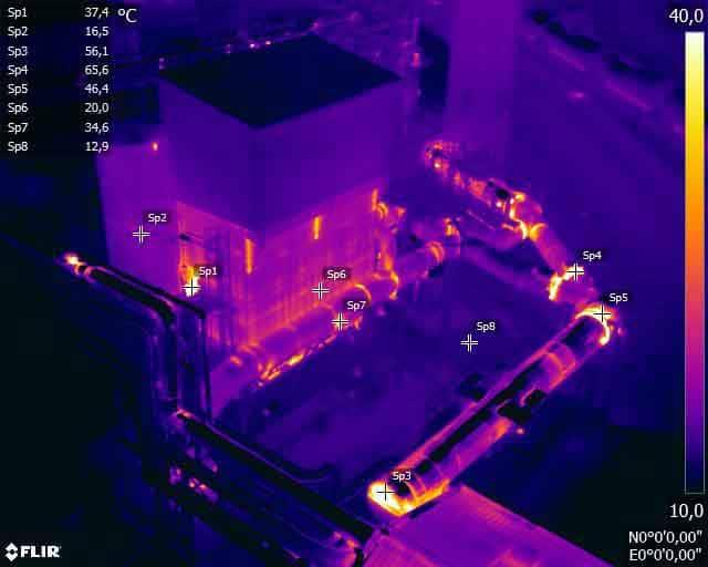 La Thermographie : Des utilisations de plus en plus nombreuses