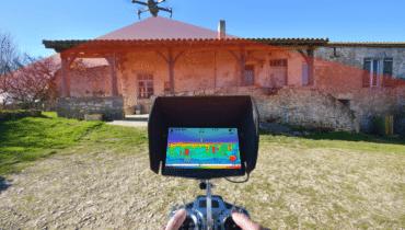 Drone et isolation : comment éviter les pertes d'énergie ?